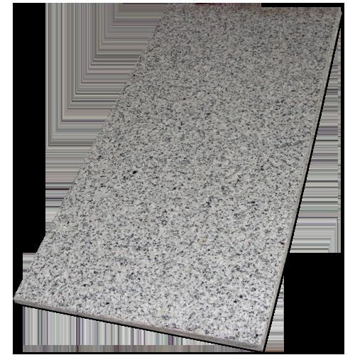Lux Granit Płytki Granitowe Bianco Crystal Płomieniowane
